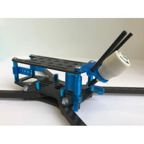 TPU Antenna pigtail mount
