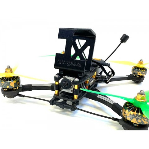 TPU Go Pro Hero8 Black Mount for the Vorsin Frame