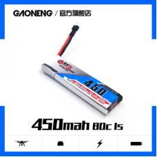 GNB 1S 450mAh 80C PH 2.0