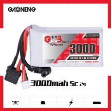 GNB 2S 3000mAh 5C XT60 / DC5.5 For Goggles