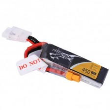 Tattu 3S 450mAh 75C w/XT30 Long Size