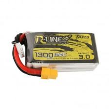 Tattu 4s 1300mAh 120C R-Line V3 XT60