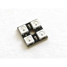 Addressable LED panel 2x2