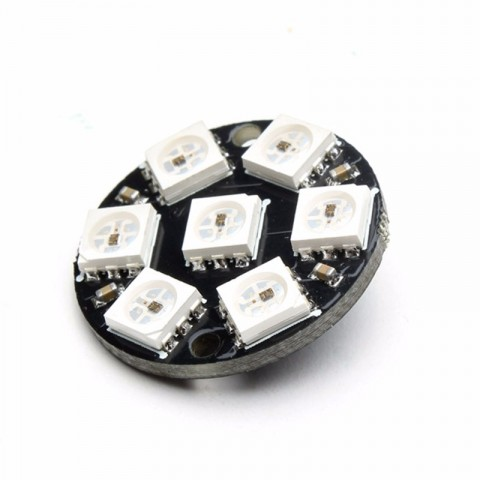 Addressable LED panel 7 bit