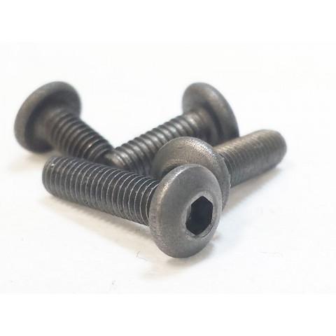 Titanium M3x6 button cap screw