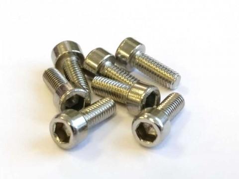 Stainless Steel M3x8 Screws (socket cap)