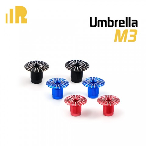 FrSky M3 Gimbal Stick End (Umbrella Style)