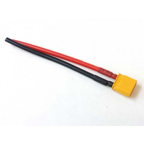 Amass XT30 Pigtail battery lead - 18AWG