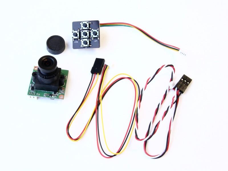 PZ 28 Bare FPV Camera