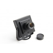 PZ 600TVL FPV camera with case