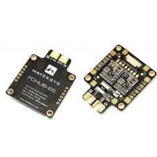 Matek FCHUB-6S PDB w/Current Sensor 184A, BEC 5V & 10V