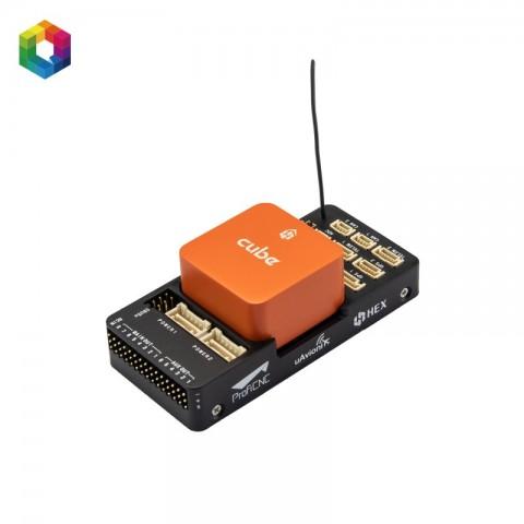 HEX The Cube Orange Standard Set w/ ADS-B Carrier Board