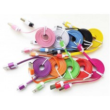 Micro USB flat cable