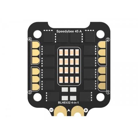 SpeedyBee BLHeli32 45A 4-in-1 ESC