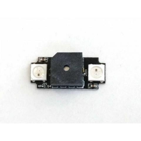 Addressable LED with Micro Buzzer
