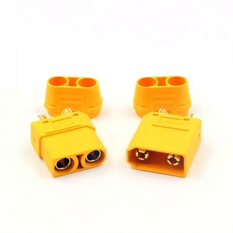 Amass XT90H connector set