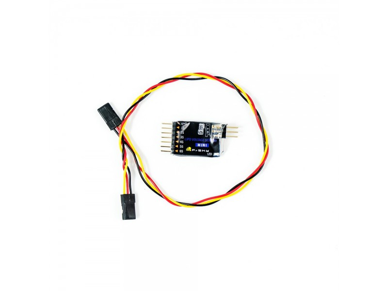 frsky mlvss mini lipo voltage sensor without oled screen