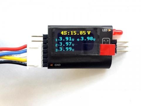 FrSKY FLVSS voltage sensor