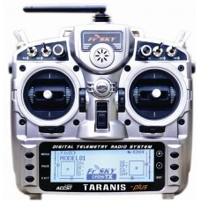 FrSKY Taranis Plus w/case
