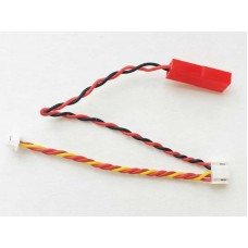 Silicone transmitter cable for FXT and 4 pin camera