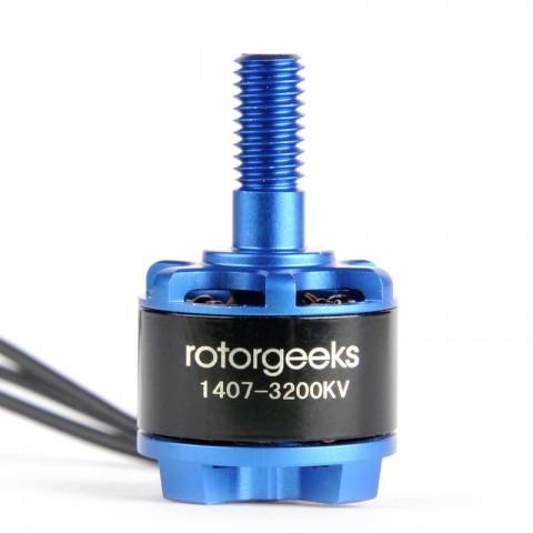 Rotorgeeks 7075 Series 1407 3200kv