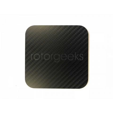 RG Carbon Fiber Square Coaster