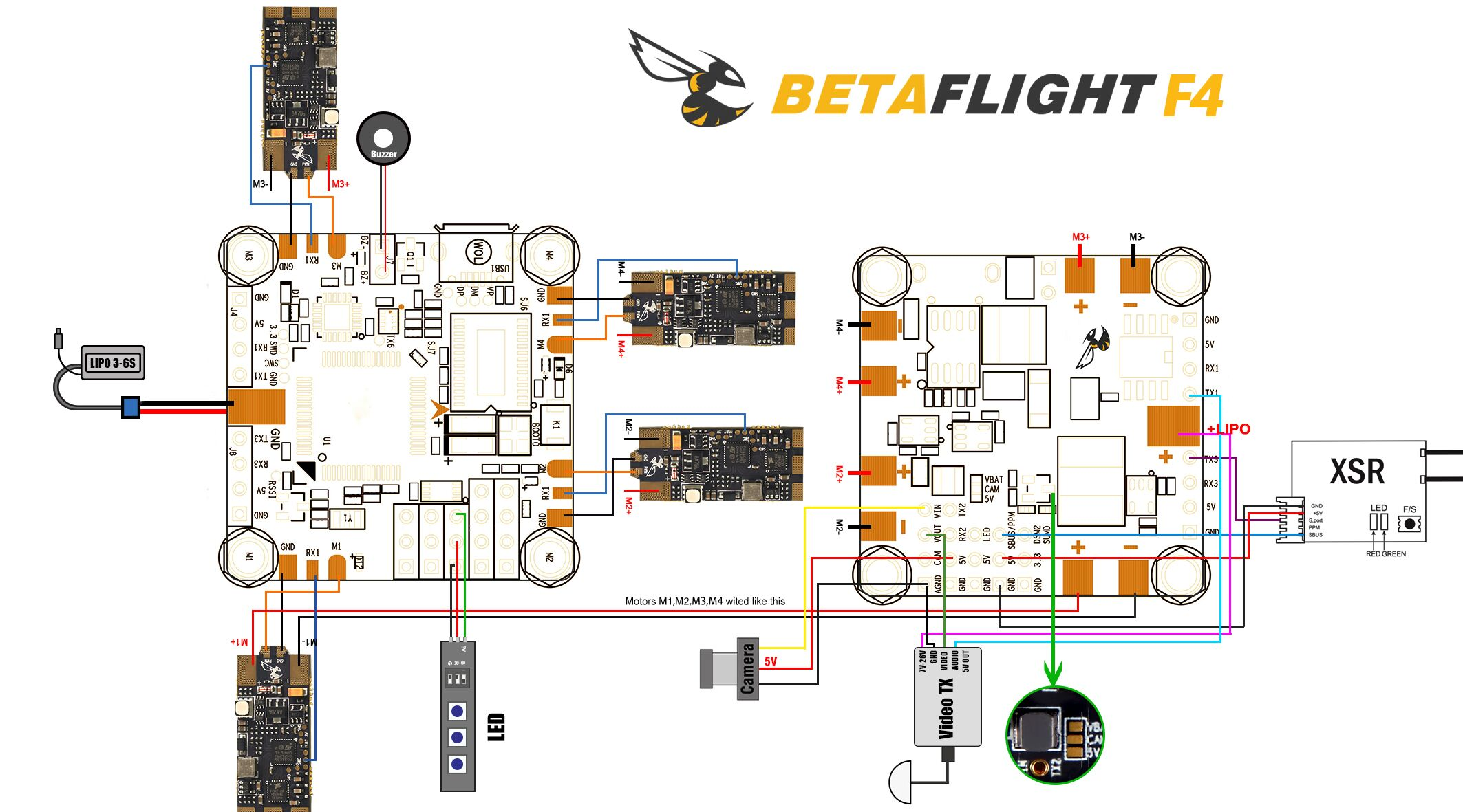 BF4_wiring betaflight f4 flight controller betaflight f3 wiring diagram at gsmportal.co